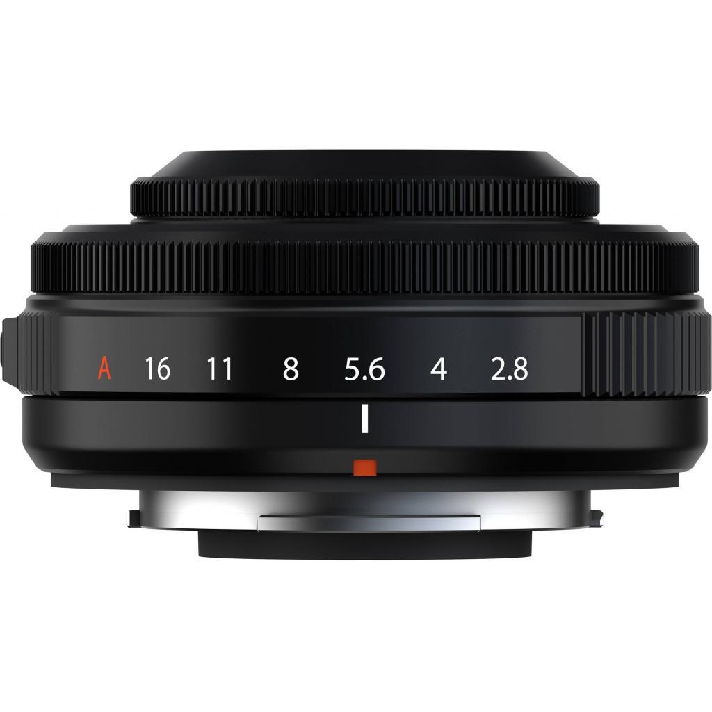 Объектив Fujifilm XF-27mm F2.8 R WR (16670170) изображение 4