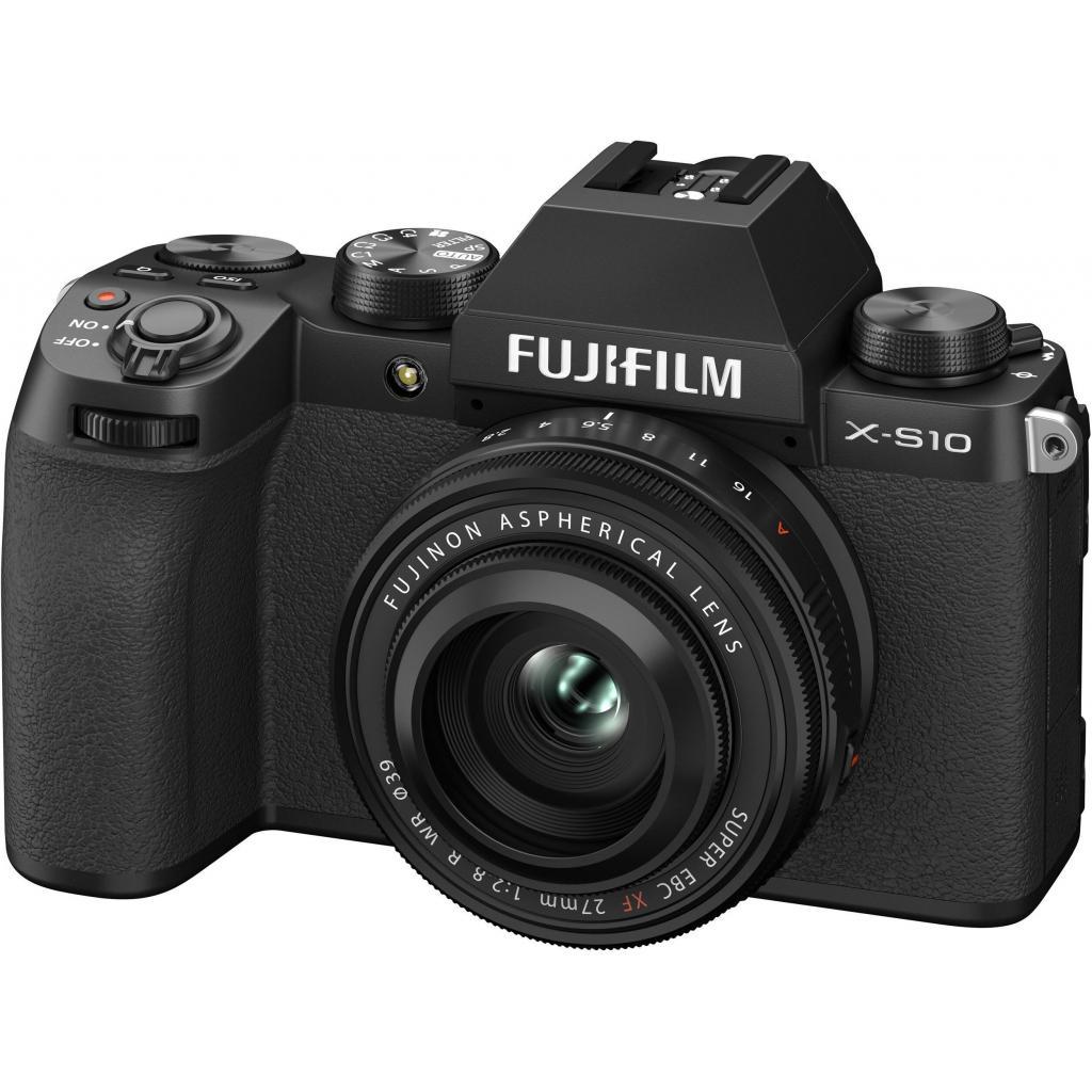 Объектив Fujifilm XF-27mm F2.8 R WR (16670170) изображение 6