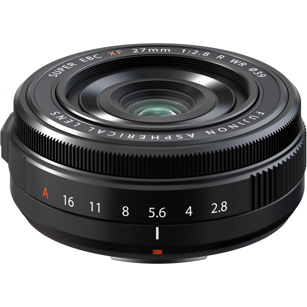 Объектив Fujifilm XF-27mm F2.8 R WR (16670170)