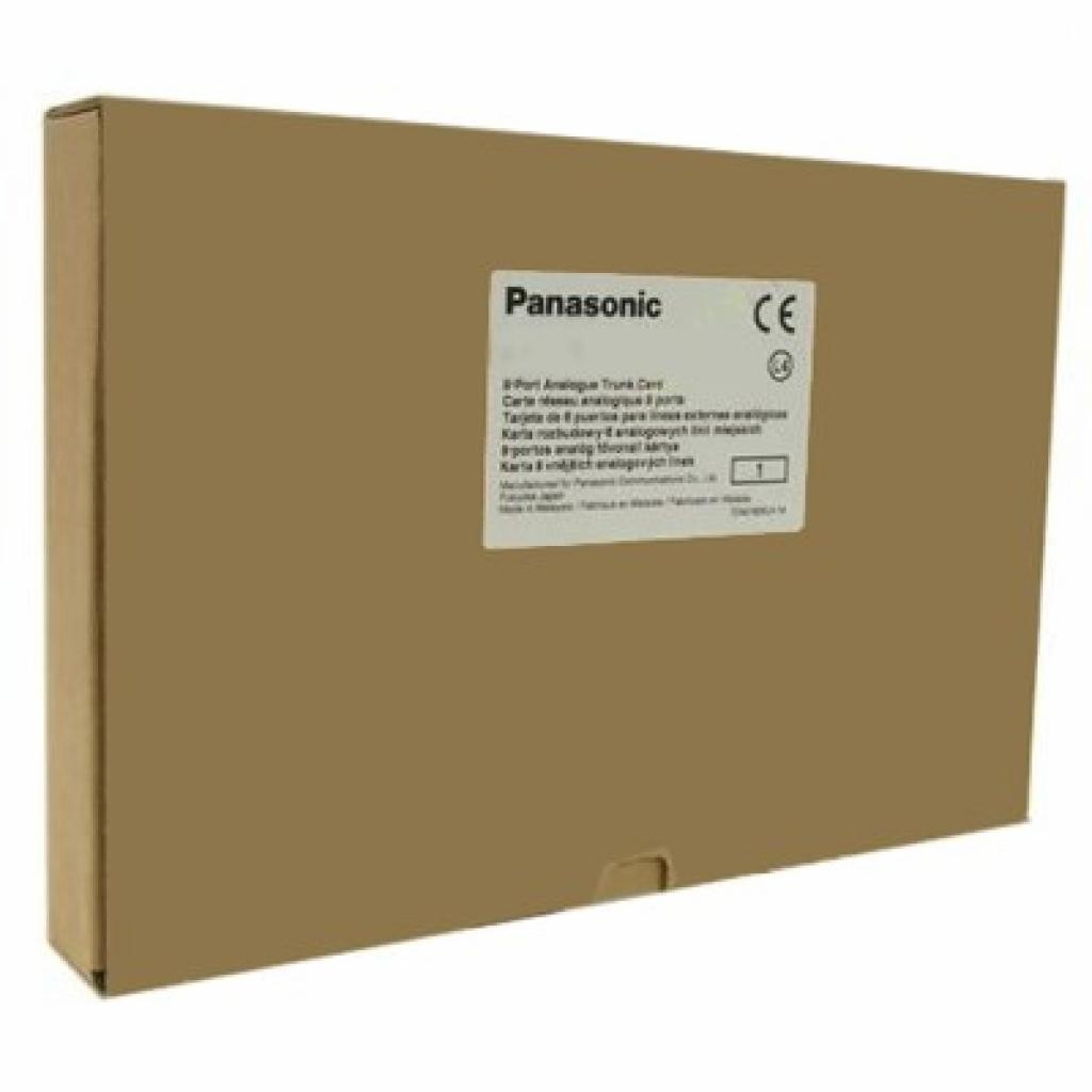 Плата расширения PANASONIC KX-TVP200BX