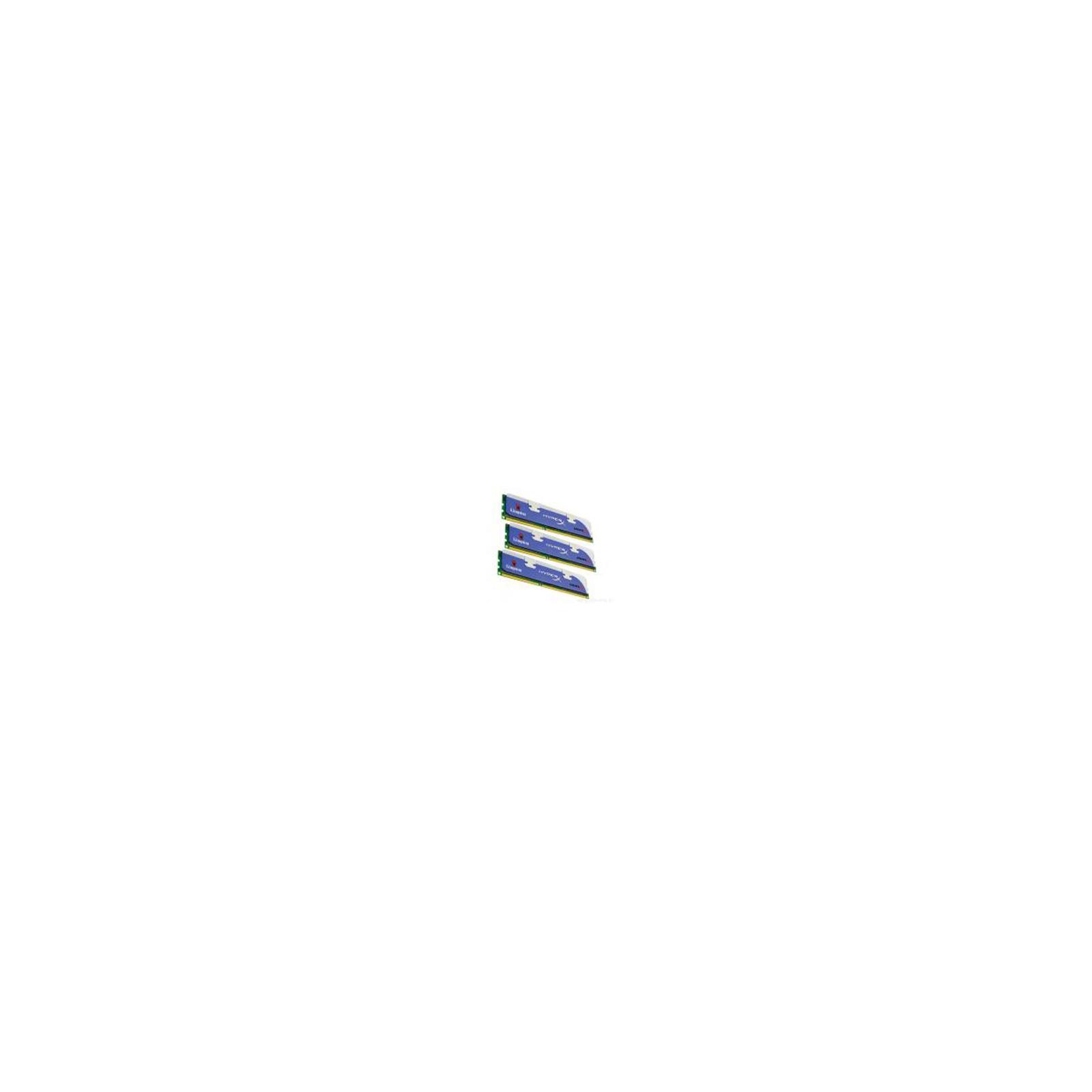 Модуль памяти для компьютера DDR3 6GB (3x2GB) 1600 MHz Kingston (KHX1600C9D3K3/6GX)