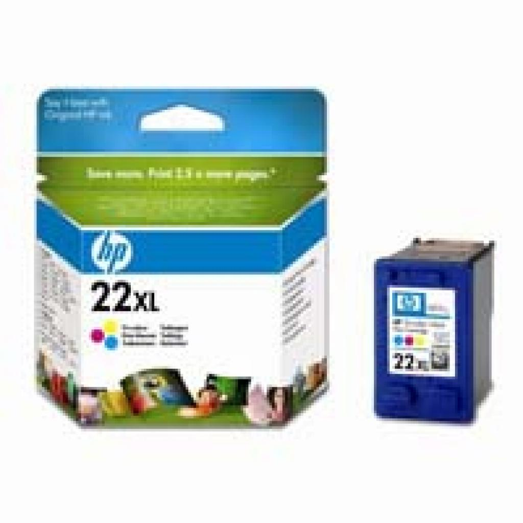 Картридж HP DJ No. 22XL Color (C9352CE)