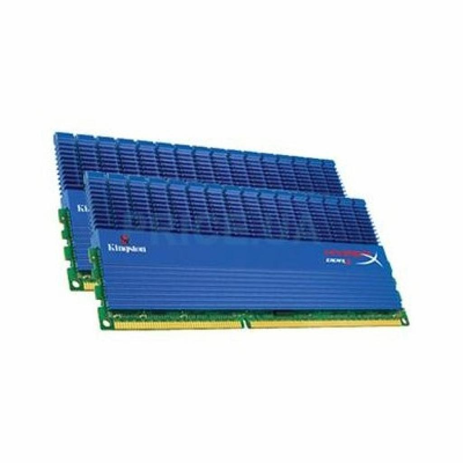Модуль памяти для компьютера DDR3 4GB (2x2GB) 2000 MHz Kingston (KHX2000C9AD3T1K2/4GX)