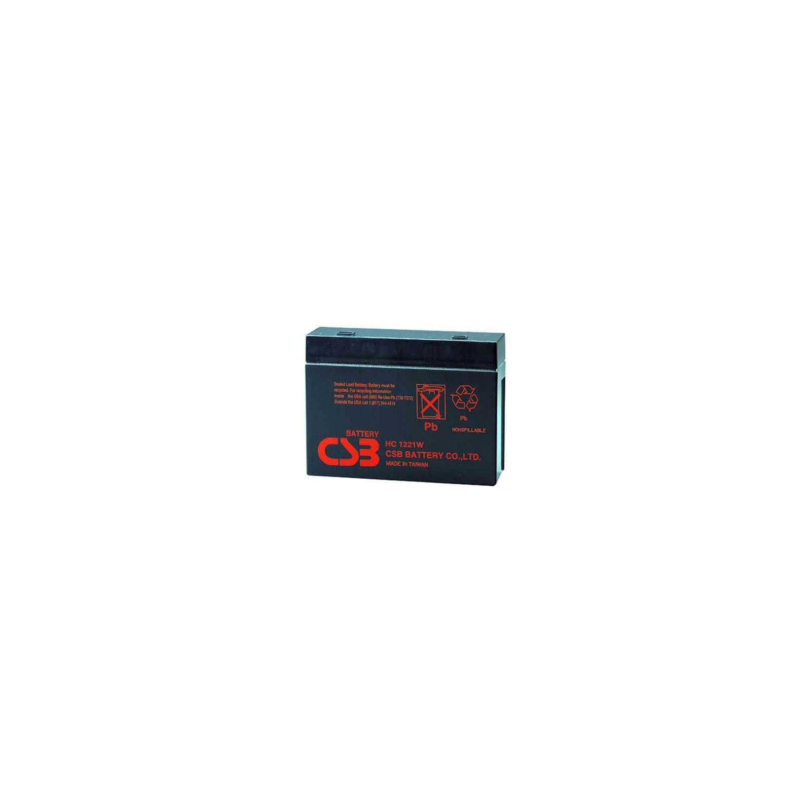 Батарея к ИБП 12В 5 Ач CSB (HC1221W)
