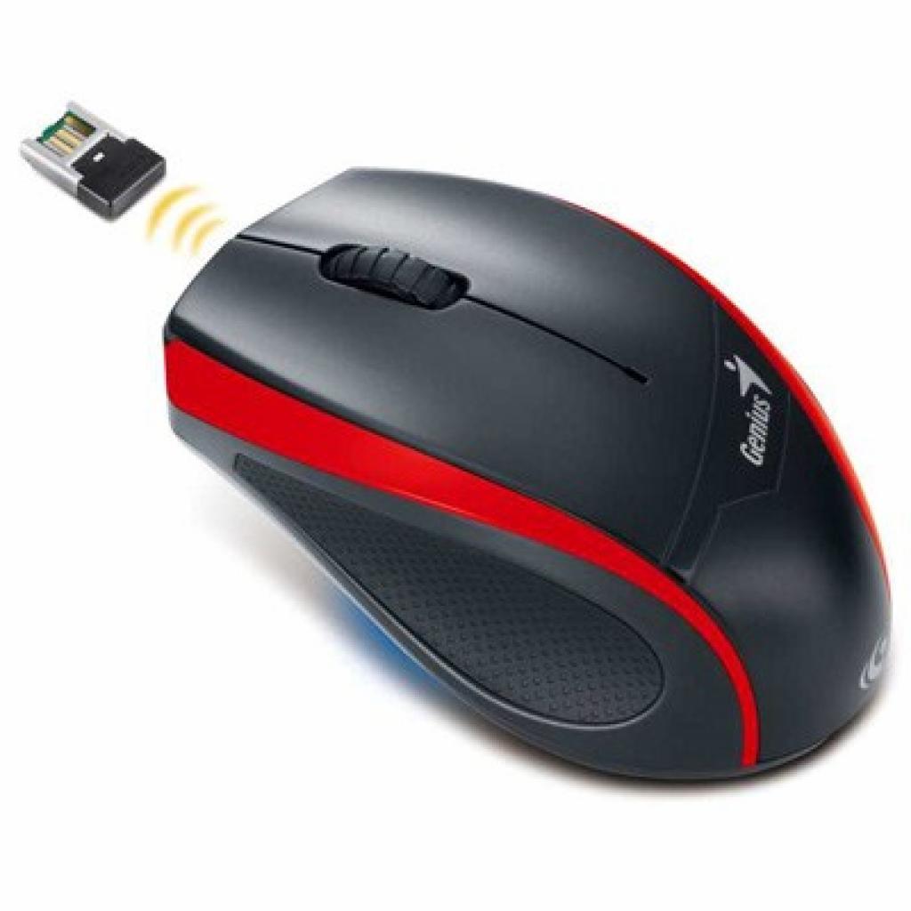 Мышка Genius DX-7010 WL Red (31030074102)