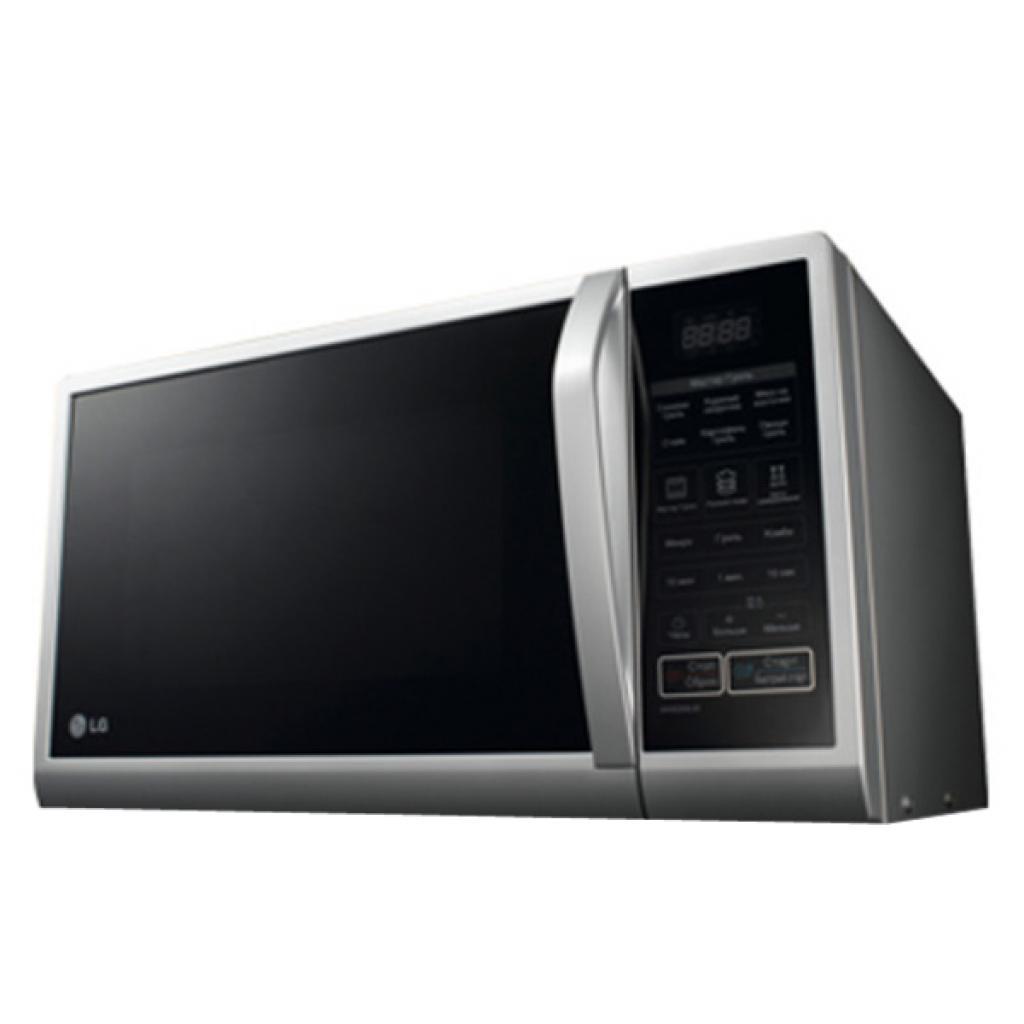 Микроволновая печь LG MG-6349LMS- (MG6349LMS) изображение 3