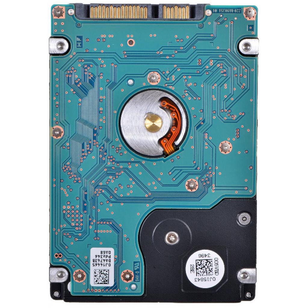 """Жесткий диск для ноутбука 2.5"""" 1TB Hitachi HGST (0J22423 / HTS721010A9E630) изображение 2"""
