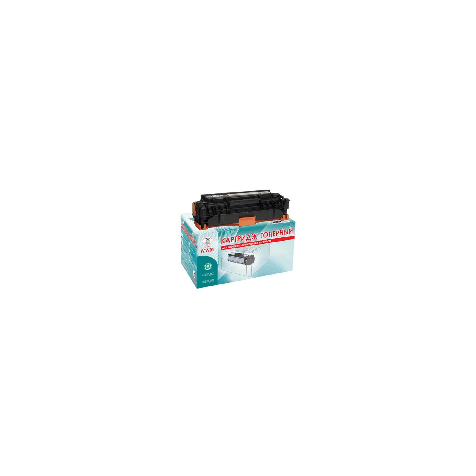 Картридж WWM для HP CLJ CP2025/CM2320 Yellow (LC41BN)