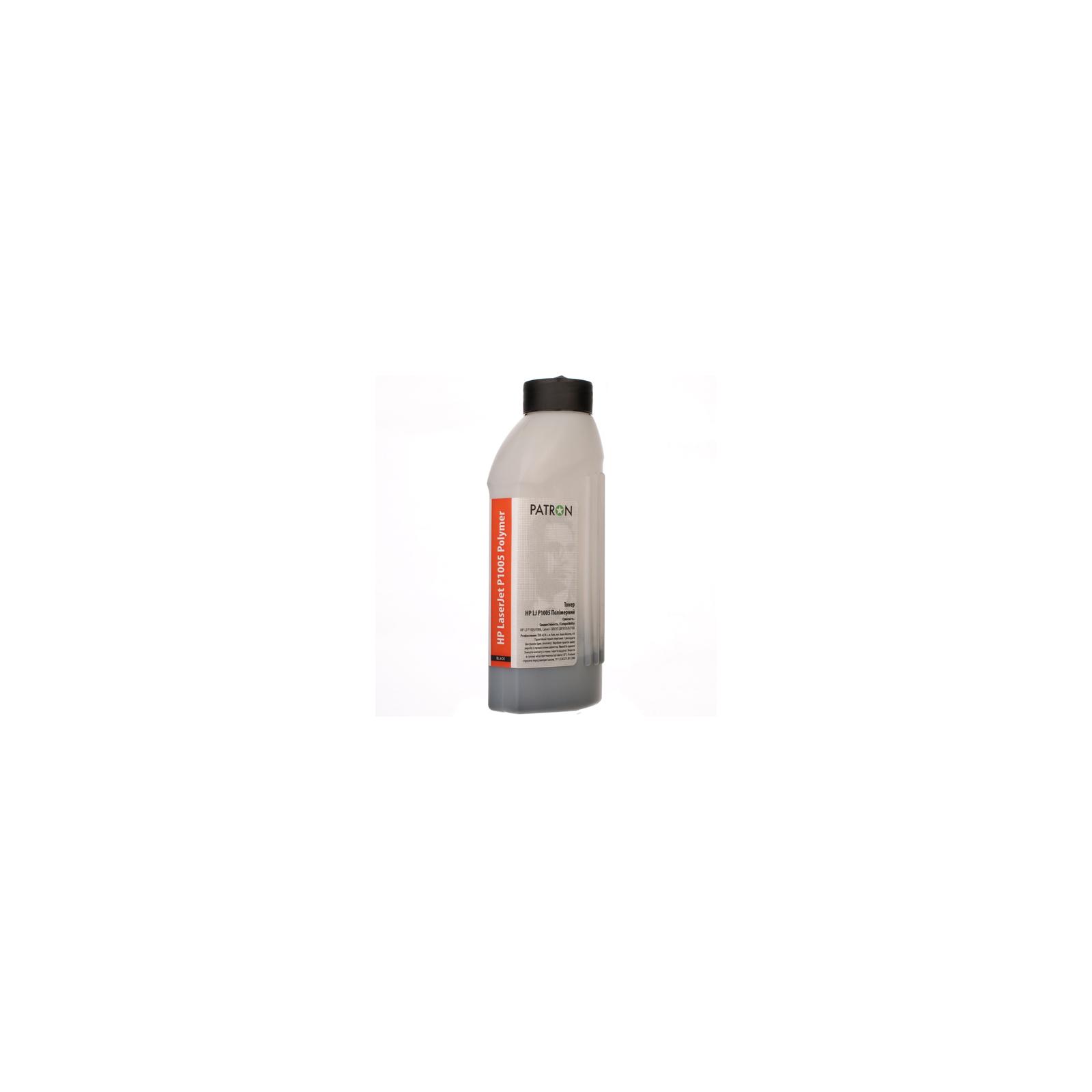 Тонер PATRON HP LJ P1005 Polymer 85г (PN-HLJP1005-P-085)