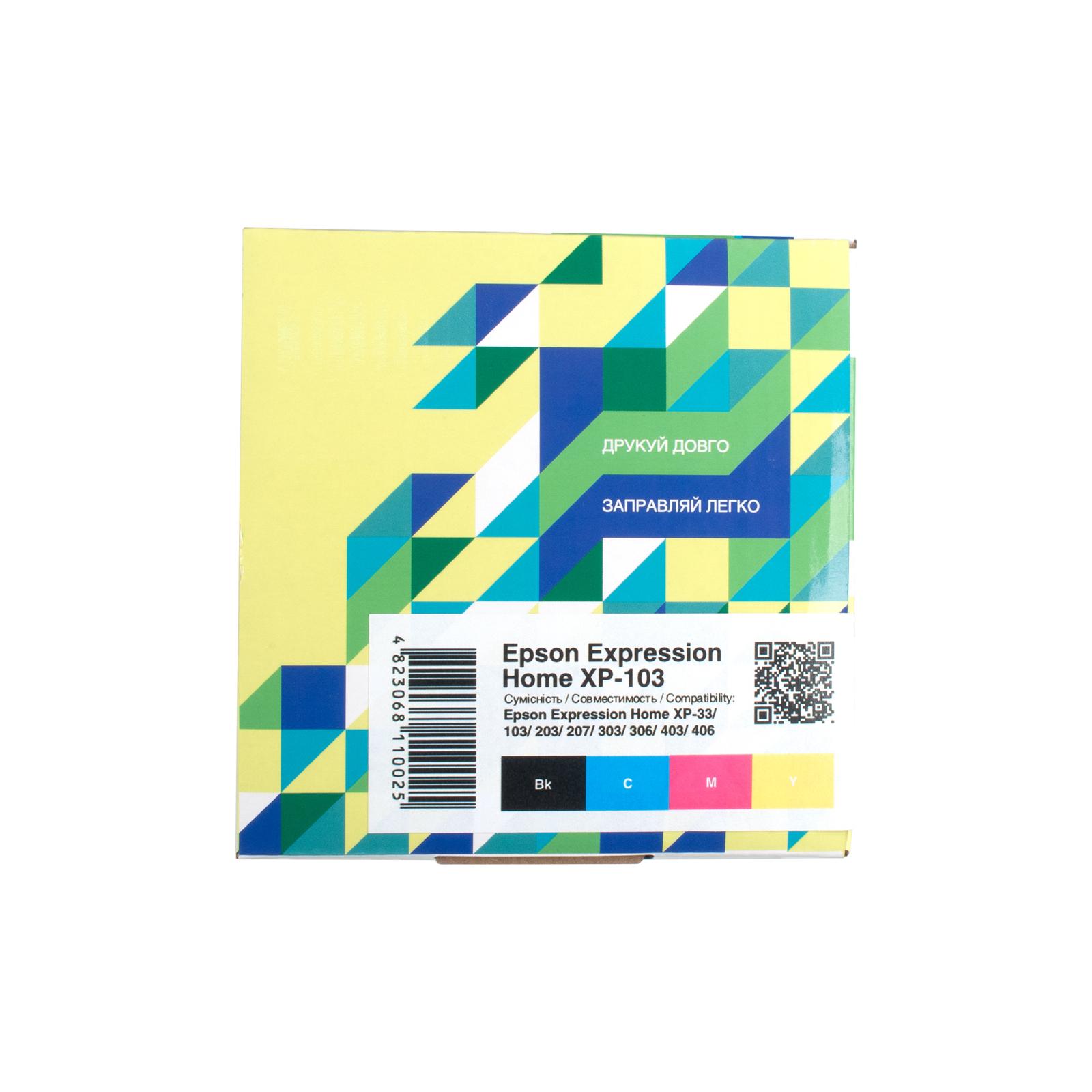 Комплект перезаправляемых картриджей PATRON Epson XP-33/103/203/207/303/306/403/406 (CIR-PN-ET170-054) изображение 3