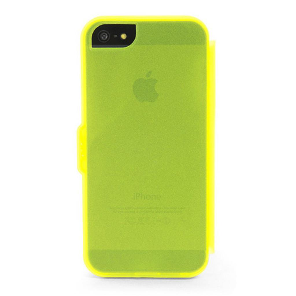 Чехол для моб. телефона Tucano iPhone 5/5S Pronto booklet/Verde (IPH5PR-V) изображение 4