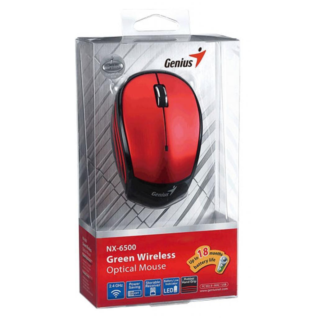 Мышка Genius NX-6500 WL (31030099103) изображение 3