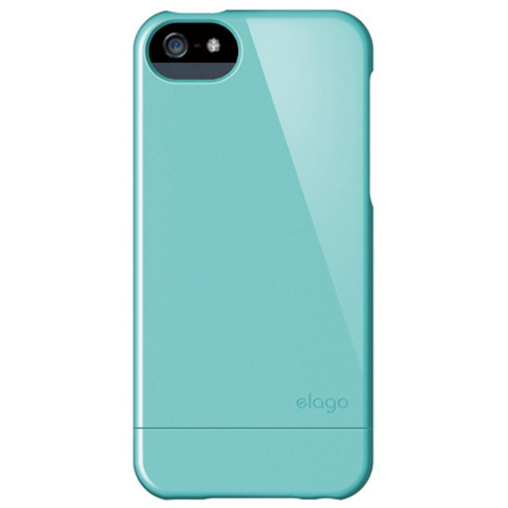 Чехол для моб. телефона ELAGO для iPhone 5 /Glide/Coral Blue (ELS5GL-UVCBL) изображение 3