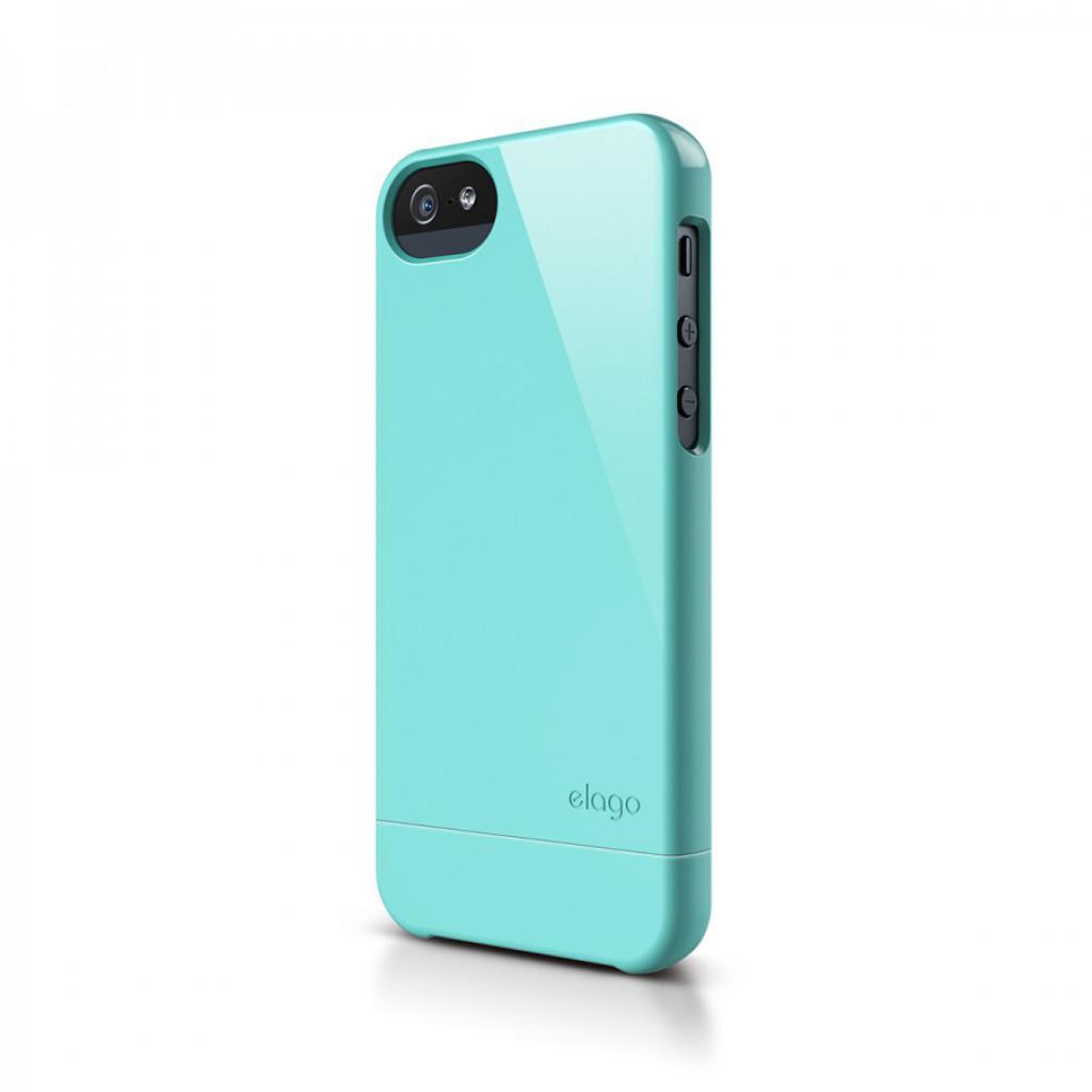 Чехол для моб. телефона ELAGO для iPhone 5 /Glide/Coral Blue (ELS5GL-UVCBL) изображение 6