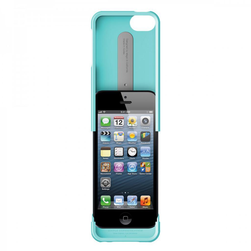 Чехол для моб. телефона ELAGO для iPhone 5 /Glide/Coral Blue (ELS5GL-UVCBL) изображение 8