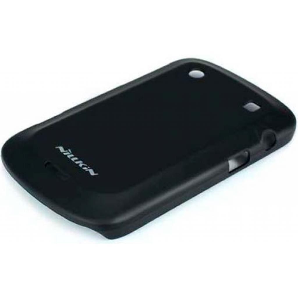 Чехол для моб. телефона NILLKIN для Bleckberry 9900 /Super Frosted Shield/Black (6120352) изображение 2