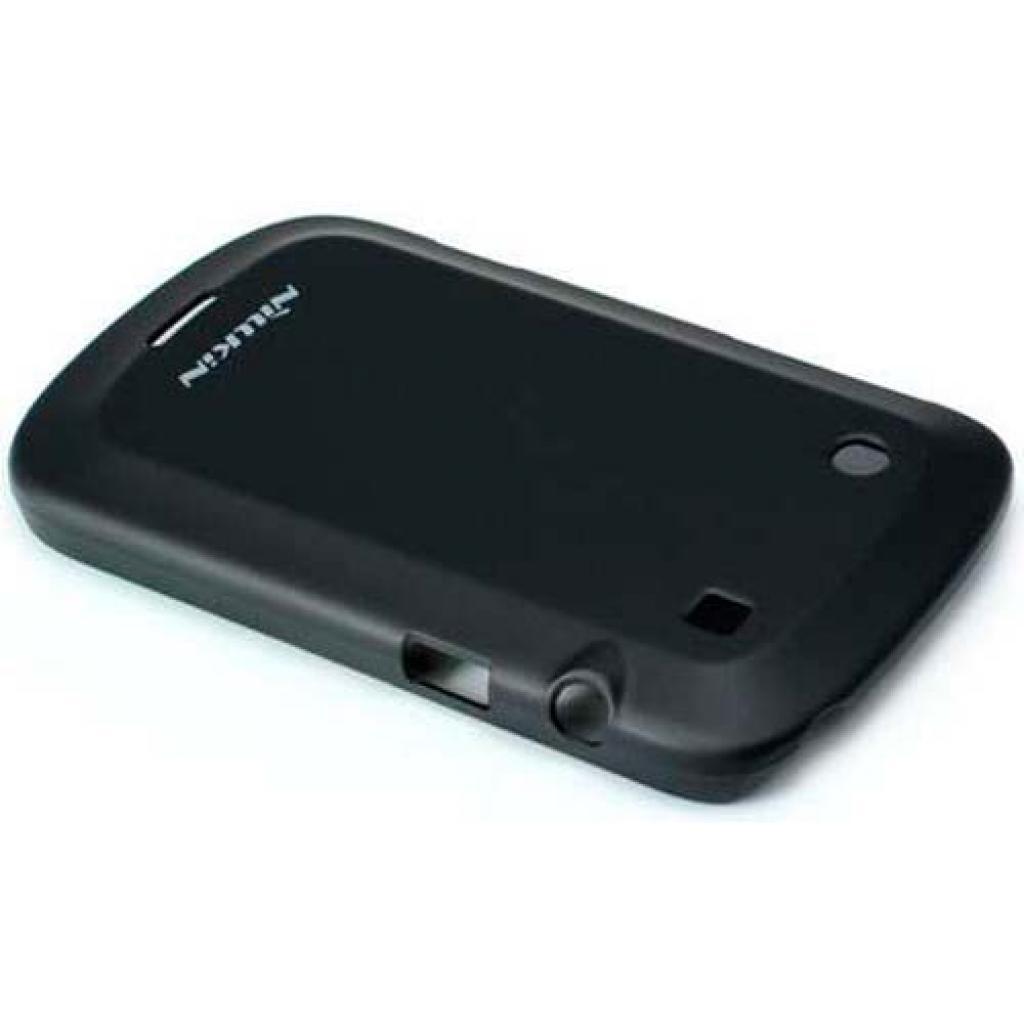 Чехол для моб. телефона NILLKIN для Bleckberry 9900 /Super Frosted Shield/Black (6120352)