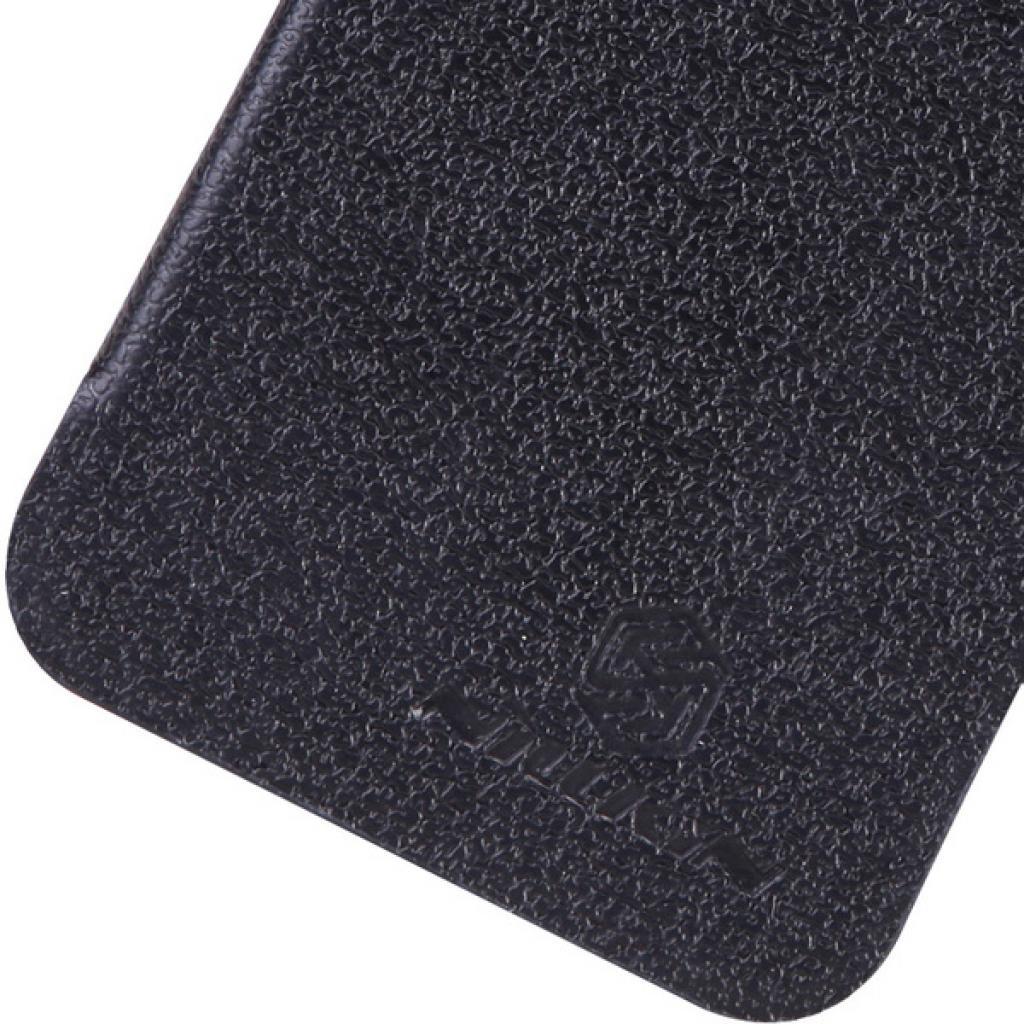 Чехол для моб. телефона NILLKIN для iPhone 5 /Fresh/ Leather/Black (6065678) изображение 4