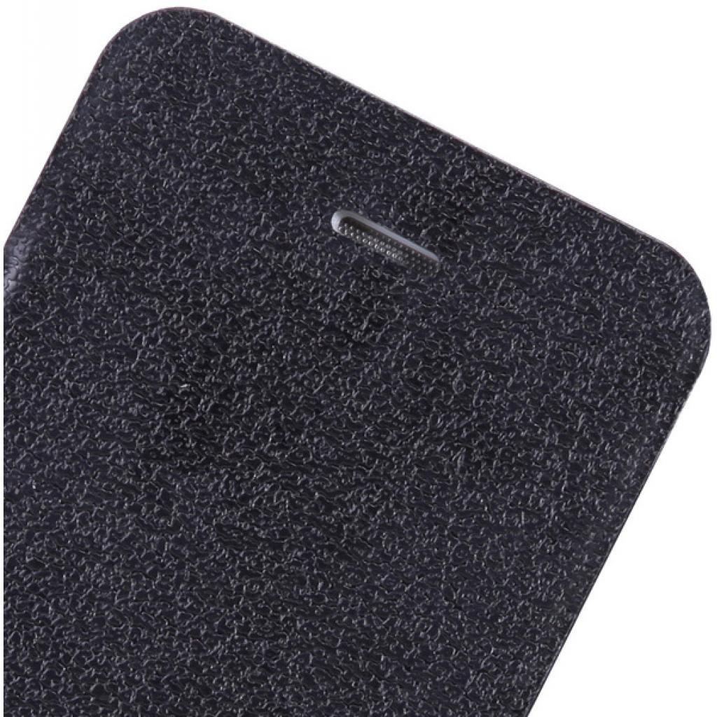 Чехол для моб. телефона NILLKIN для iPhone 5 /Fresh/ Leather/Black (6065678) изображение 5
