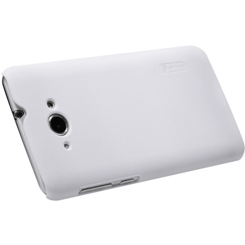 Чехол для моб. телефона NILLKIN для Lenovo S930 /Super Frosted Shield/White (6116651) изображение 3
