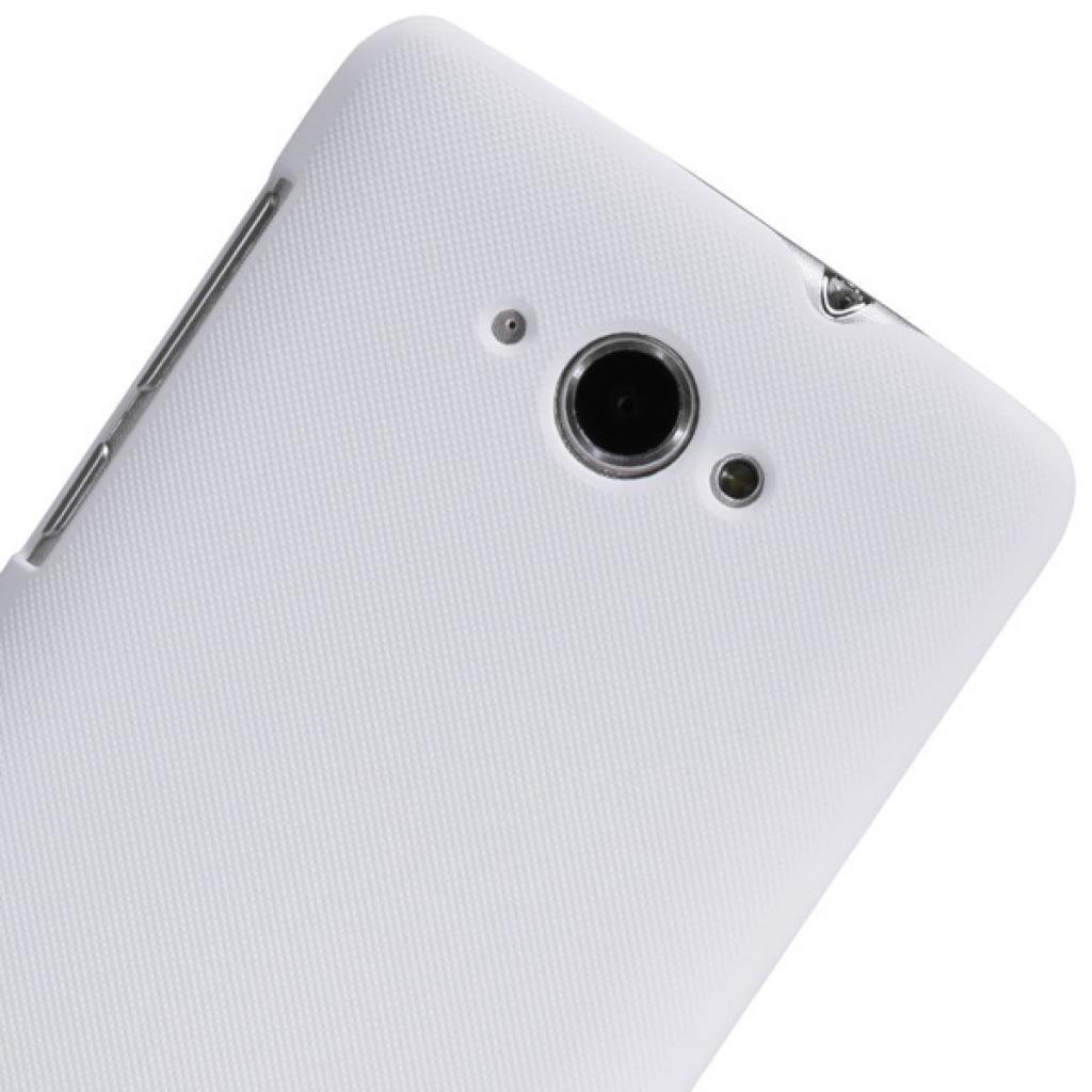 Чехол для моб. телефона NILLKIN для Lenovo S930 /Super Frosted Shield/White (6116651) изображение 5