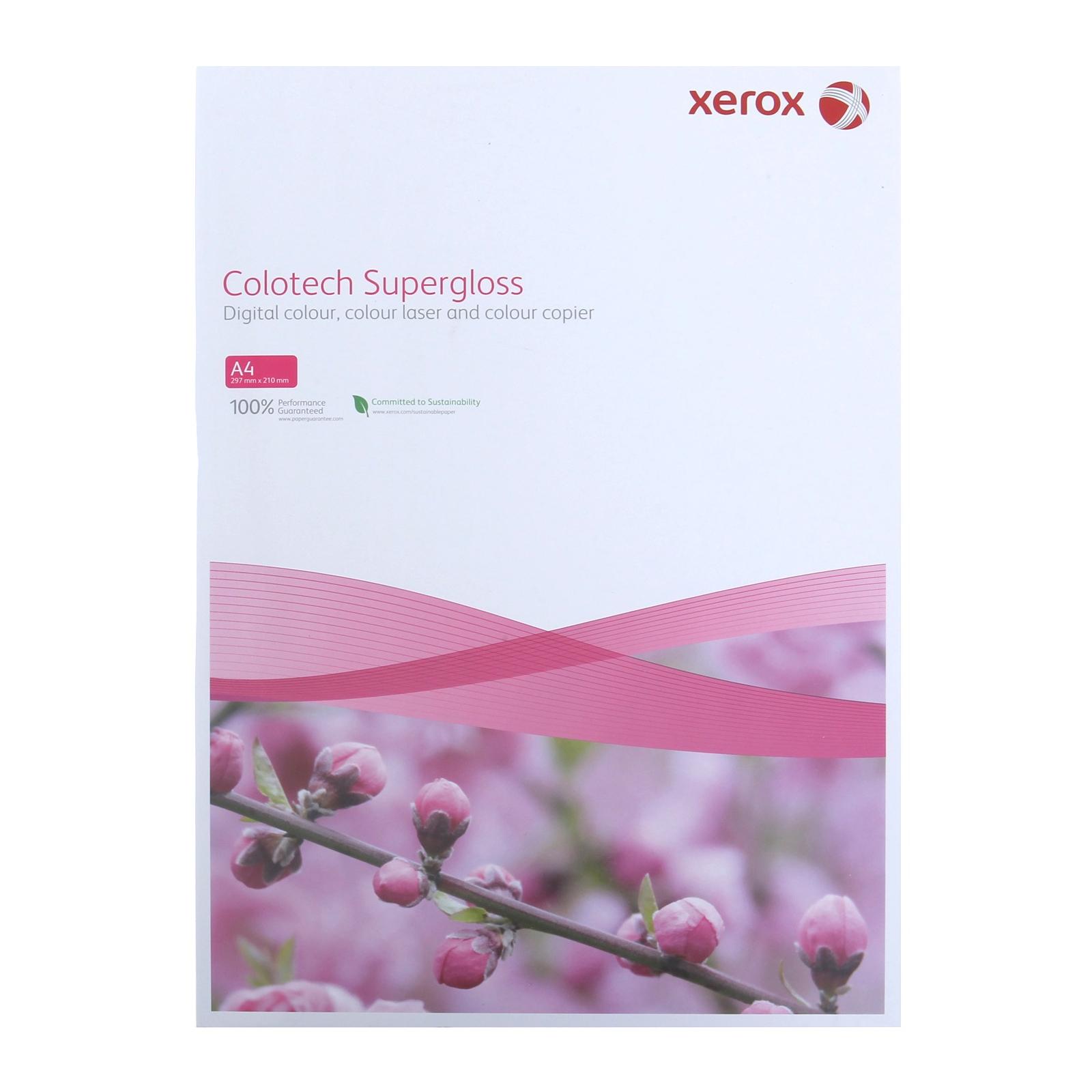 Бумага XEROX A4 COLOTECH + SUPERGLOSS (003R97686)