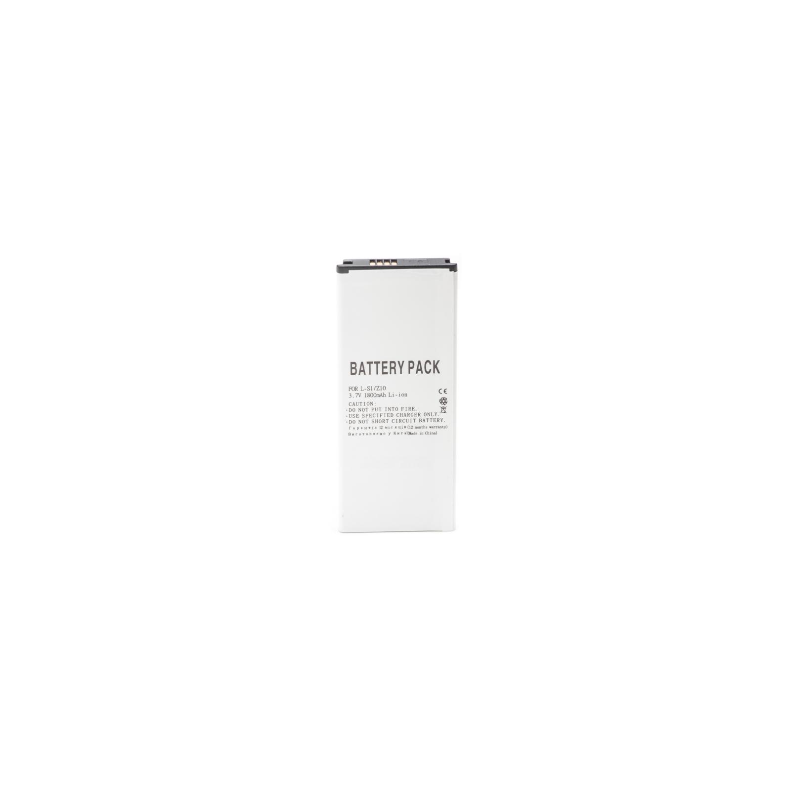 Аккумуляторная батарея PowerPlant Blackberry L-S1/Z10 (DV00DV6182) изображение 2