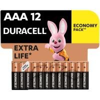 Батарейка Duracell AAA MN2400 LR03 * 12 (5000394109254 / 81545432)
