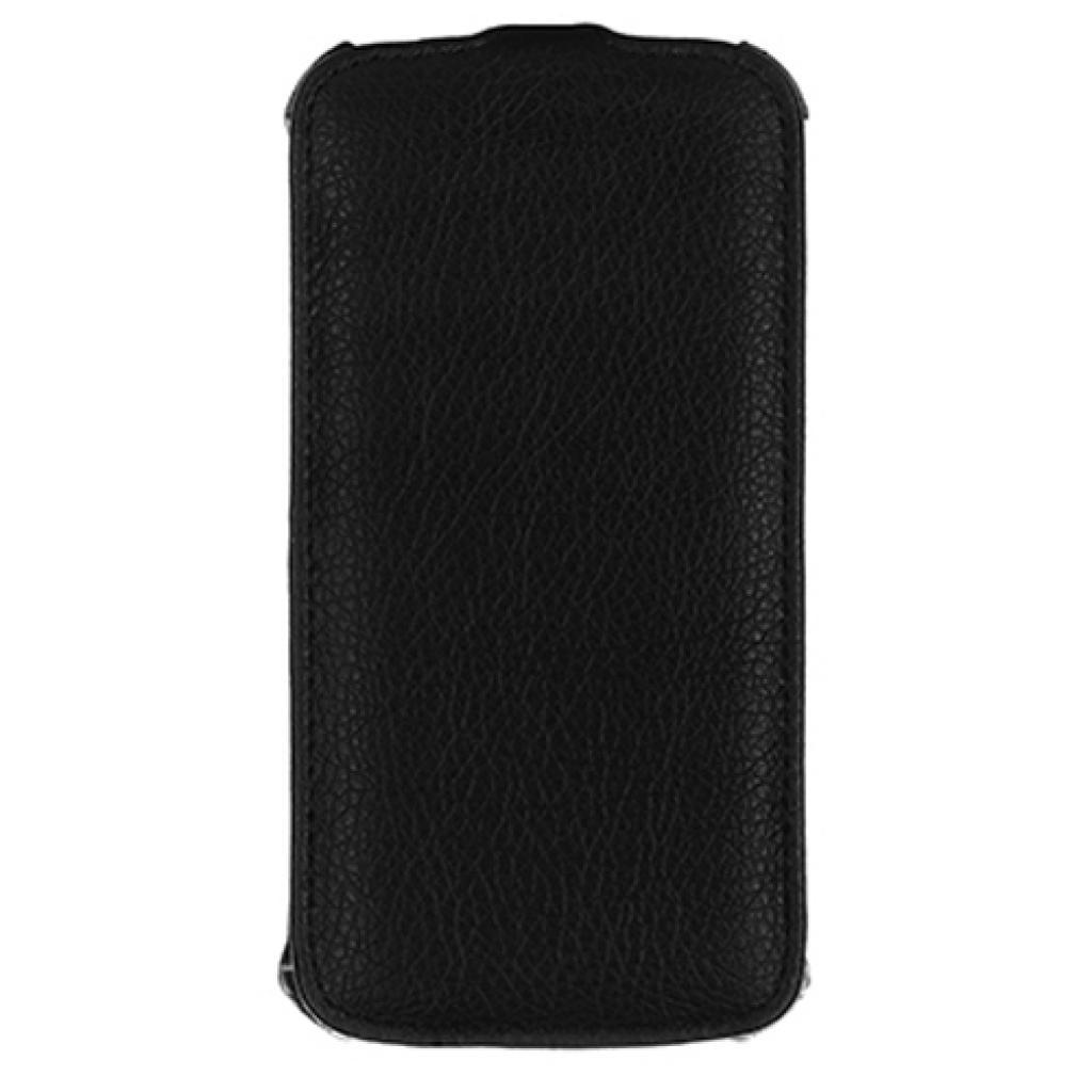 Чехол для моб. телефона для Lenovo S820 (Black) Lux-flip Vellini (211465)