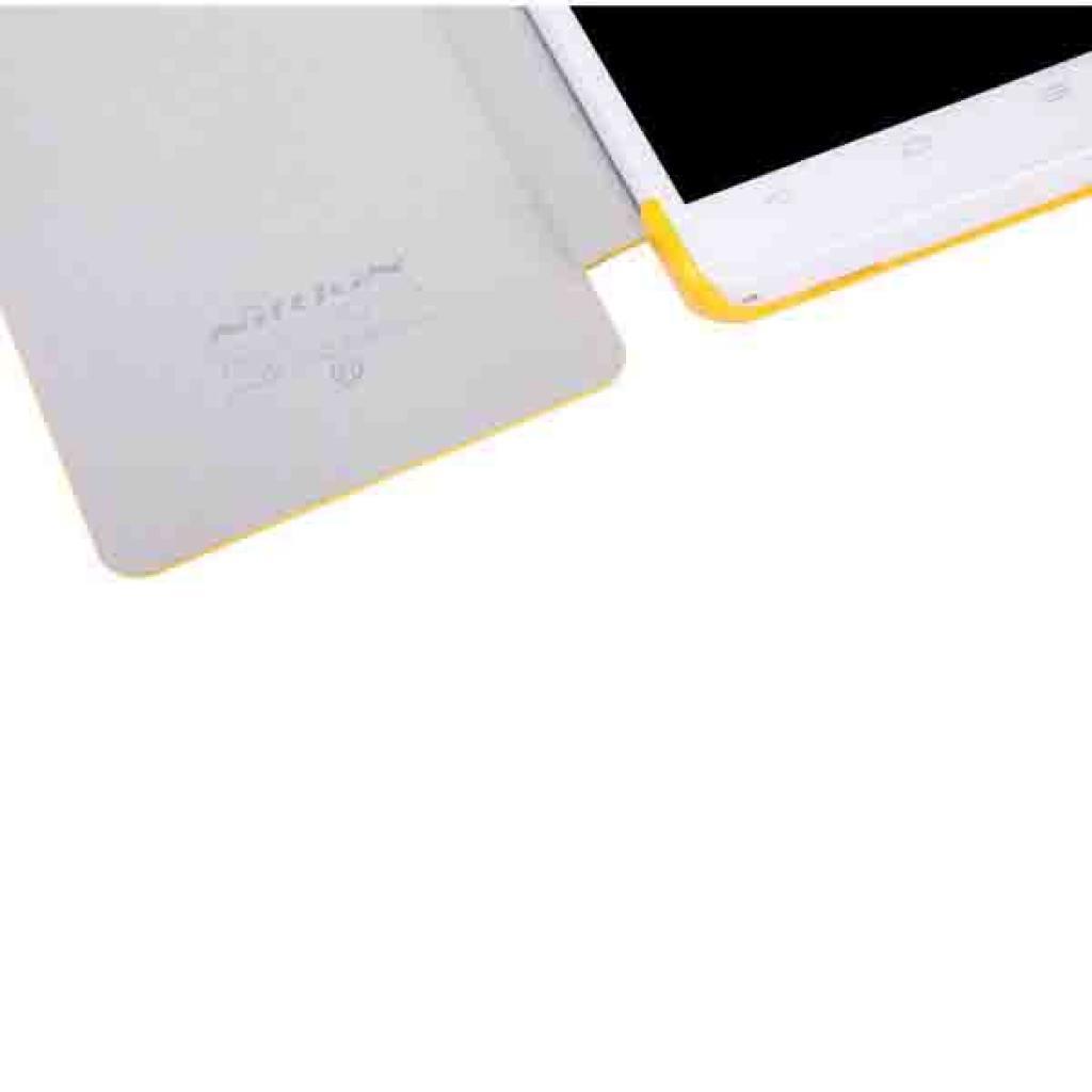 Чехол для моб. телефона NILLKIN для Huawei Honor III/Fresh/ Leather/Yellow (6129103) изображение 4