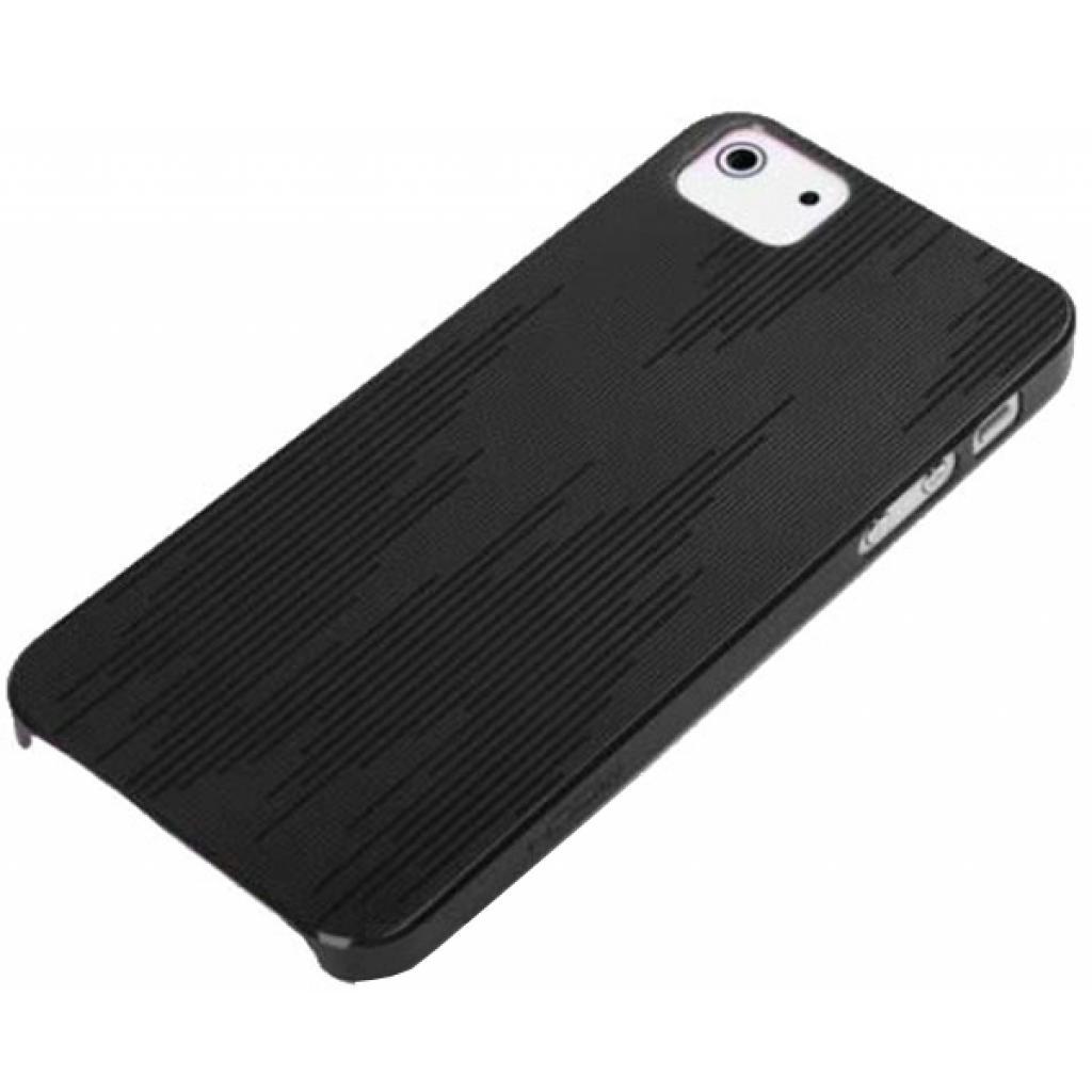 Чехол для моб. телефона Rock iPhone 5 Extra-strong black (iphone 5-24643)