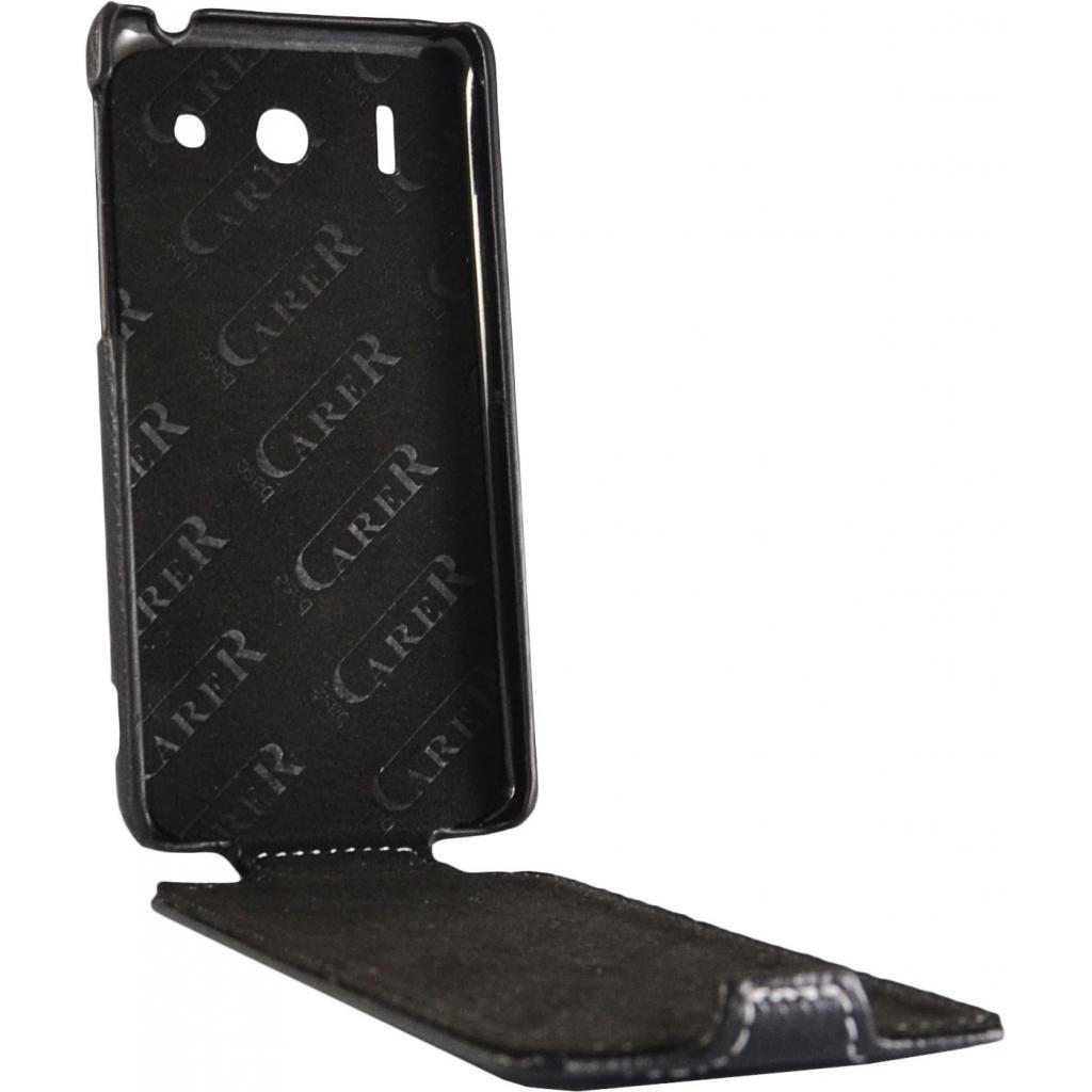 Чехол для моб. телефона Carer Base Huawei Ascend G510 black (Carer Base Huawei G510)