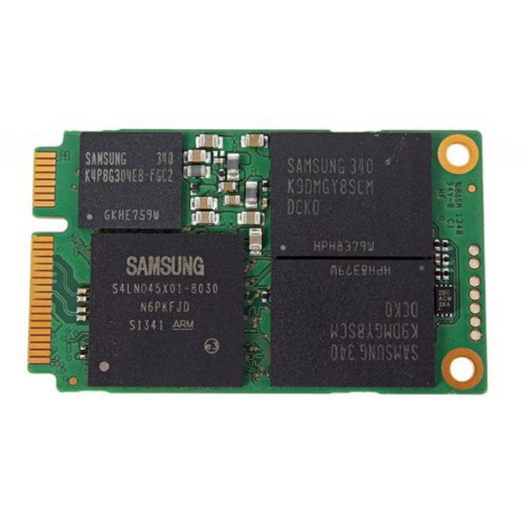 Накопитель SSD mSATA 500GB Samsung (MZ-MTE500BW) изображение 2