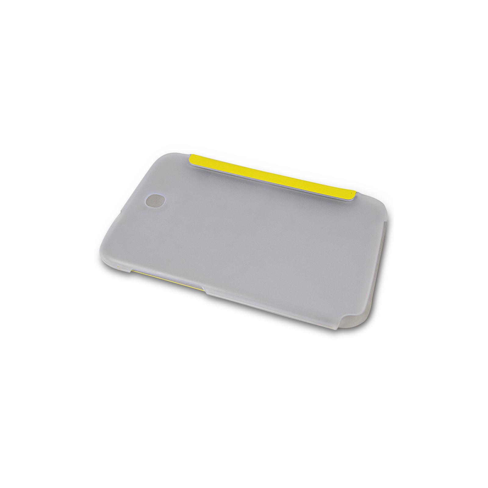 "Чехол для планшета Rock 8"" Rock Samsung Note 8.0 N5100 new elegant series lemon yell (6950290628306) изображение 2"