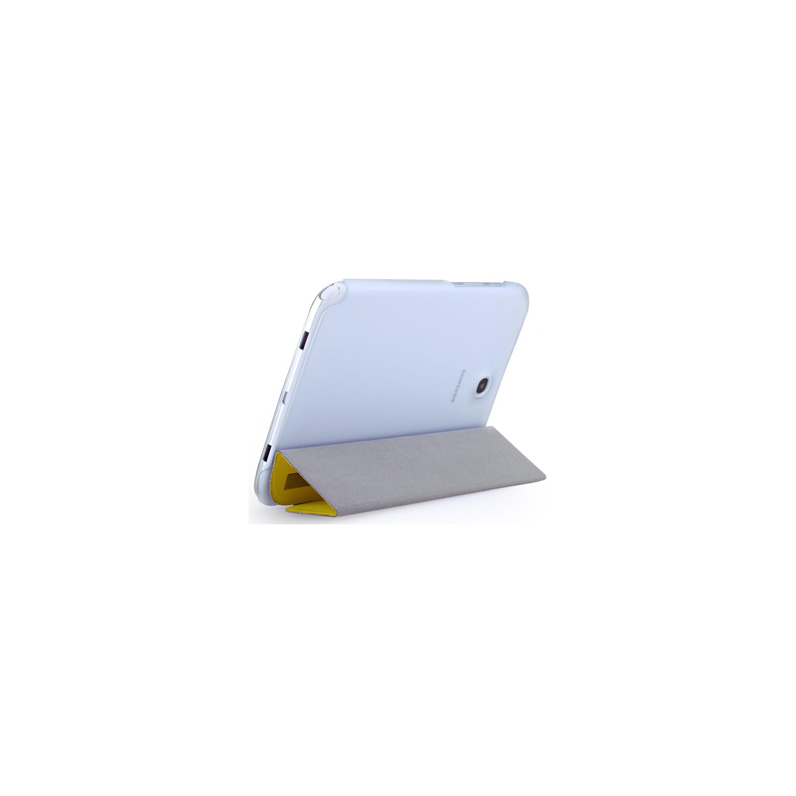"Чехол для планшета Rock 8"" Rock Samsung Note 8.0 N5100 new elegant series lemon yell (6950290628306) изображение 3"