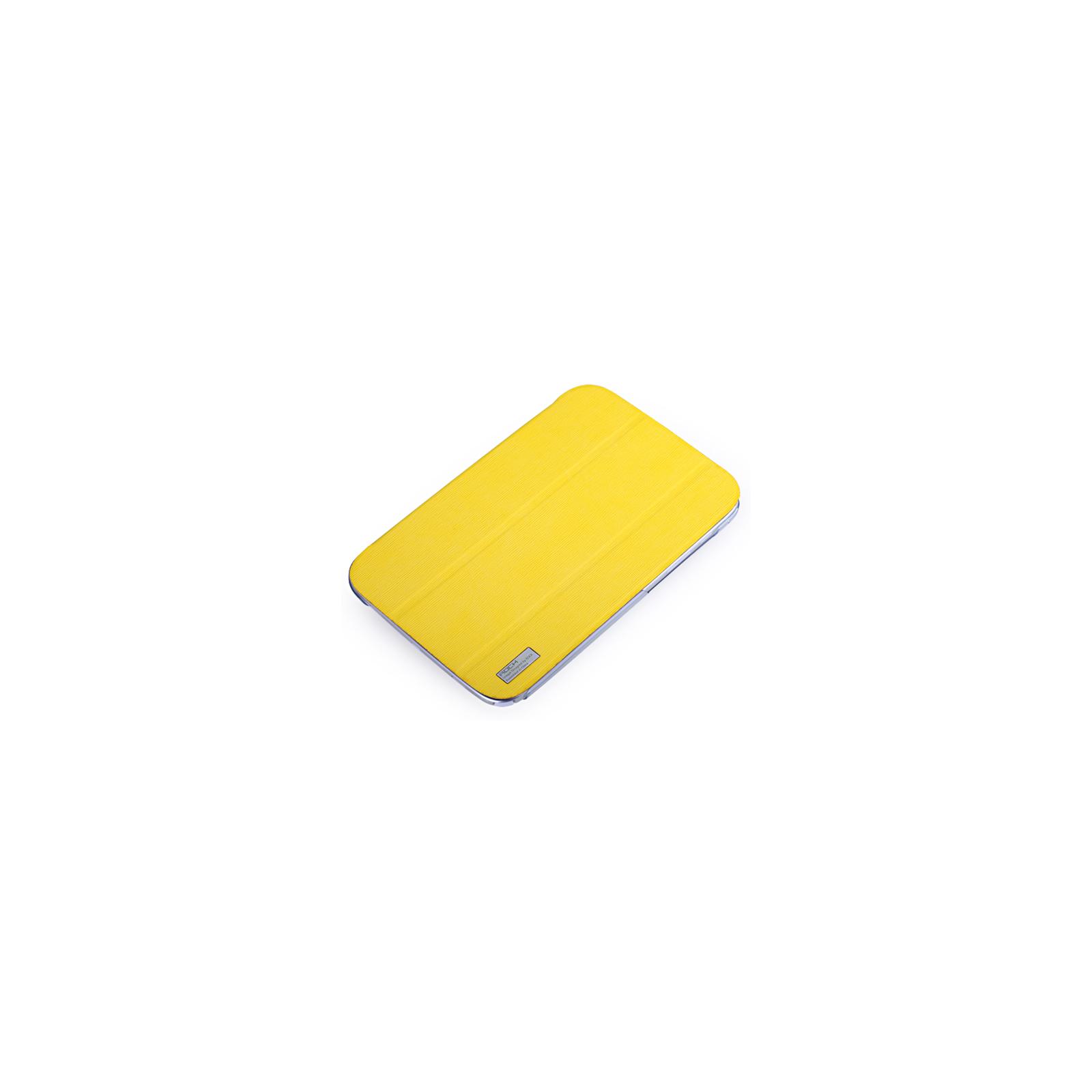 "Чехол для планшета Rock 8"" Rock Samsung Note 8.0 N5100 new elegant series lemon yell (6950290628306)"
