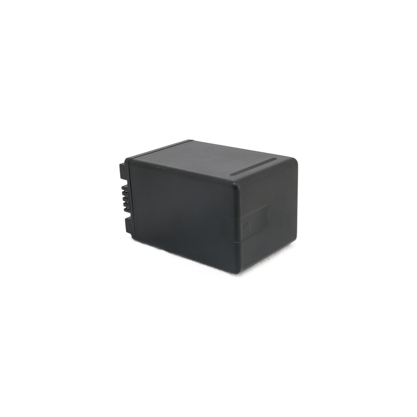 Аккумулятор к фото/видео EXTRADIGITAL Panasonic VW-VBN390 (DV00DV1365) изображение 3