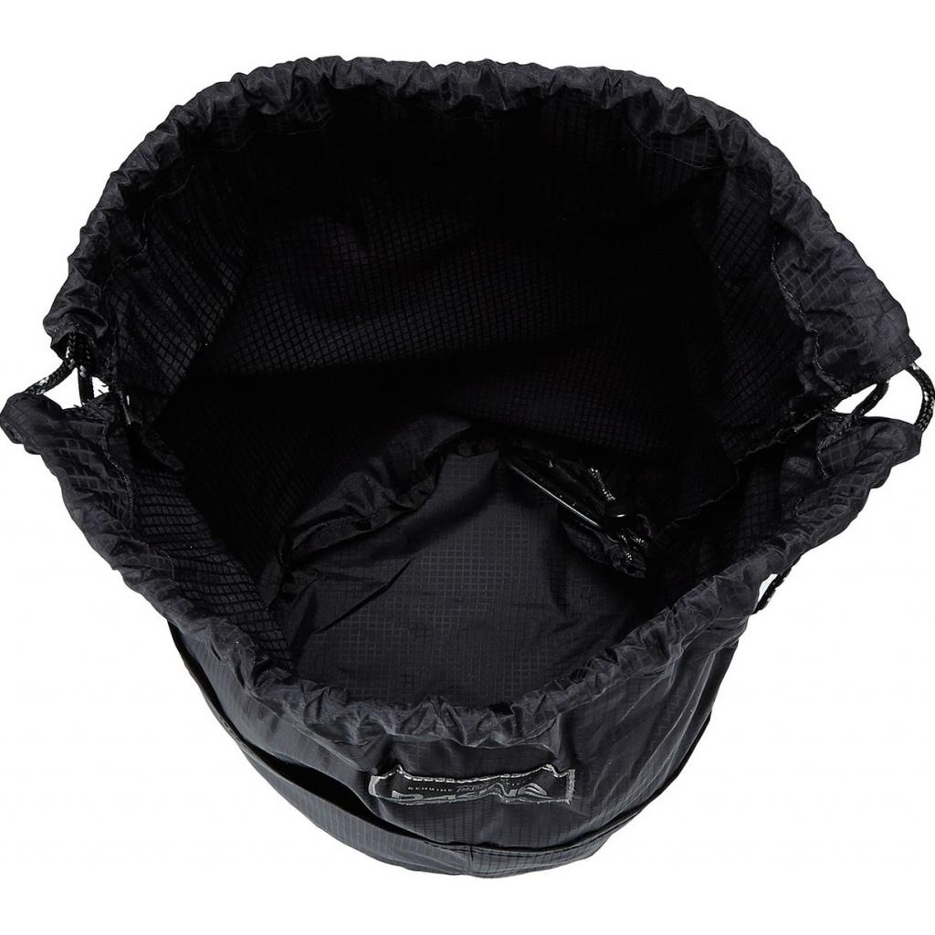 Рюкзак Dakine Stashable Cinchpack 19L Black 8130-103 (610934903676) изображение 3