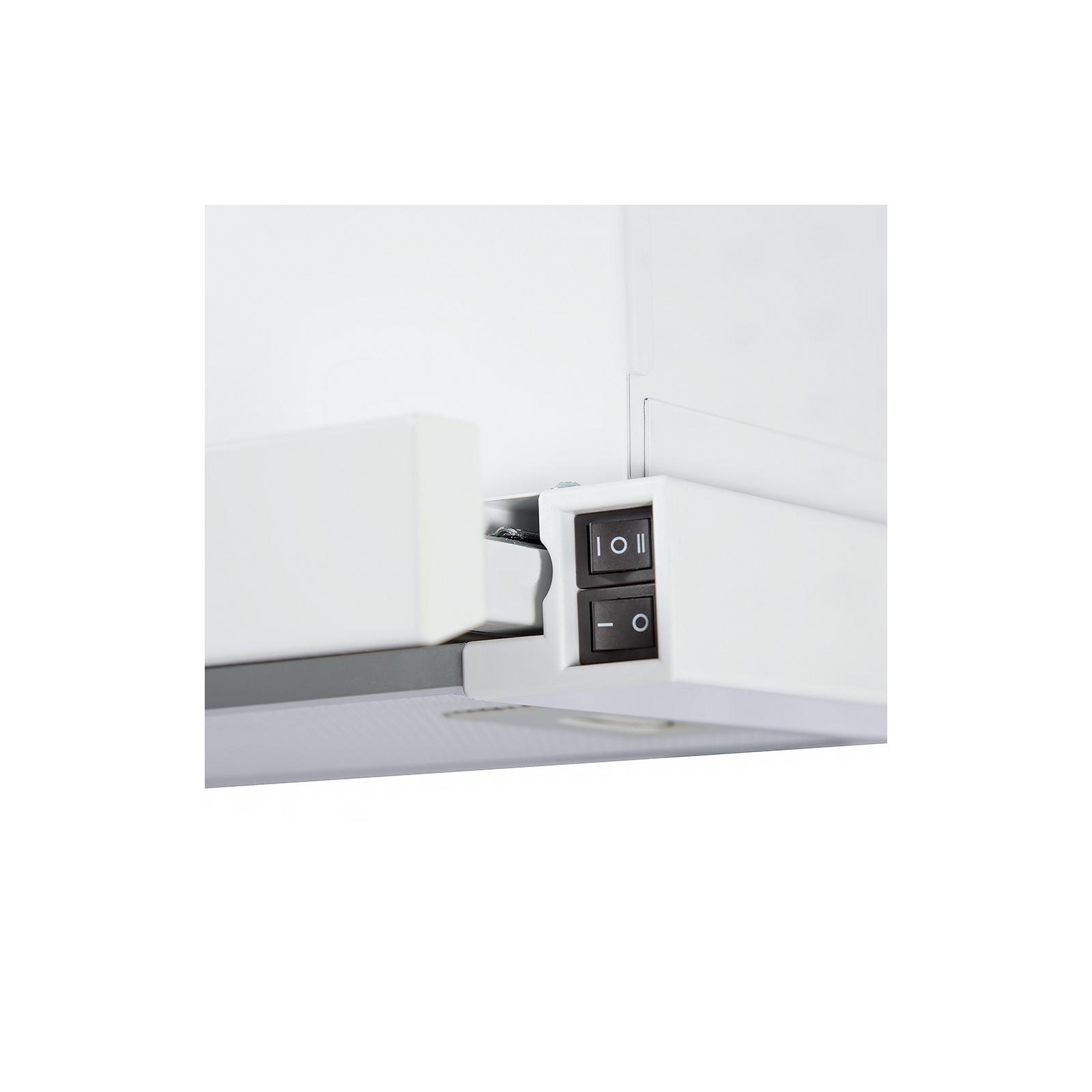 Вытяжка кухонная PERFELLI TL 5101 W изображение 3