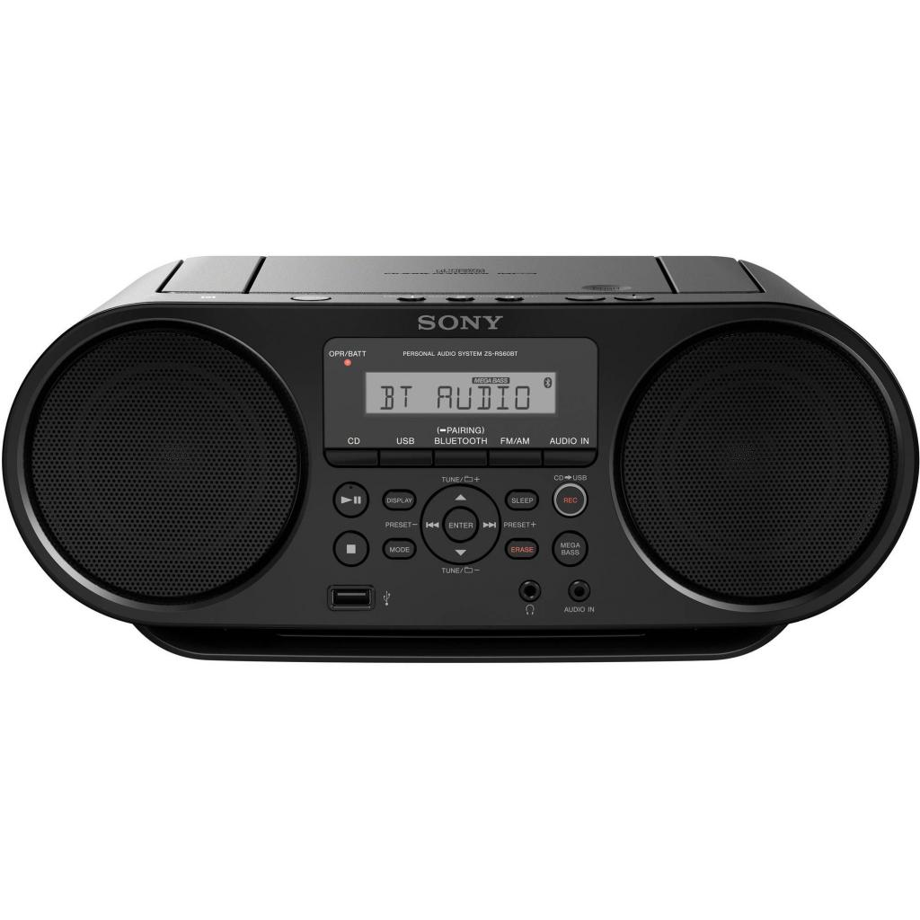 Магнитола SONY ZS-RS60BT (ZSRS60BT.RU5)