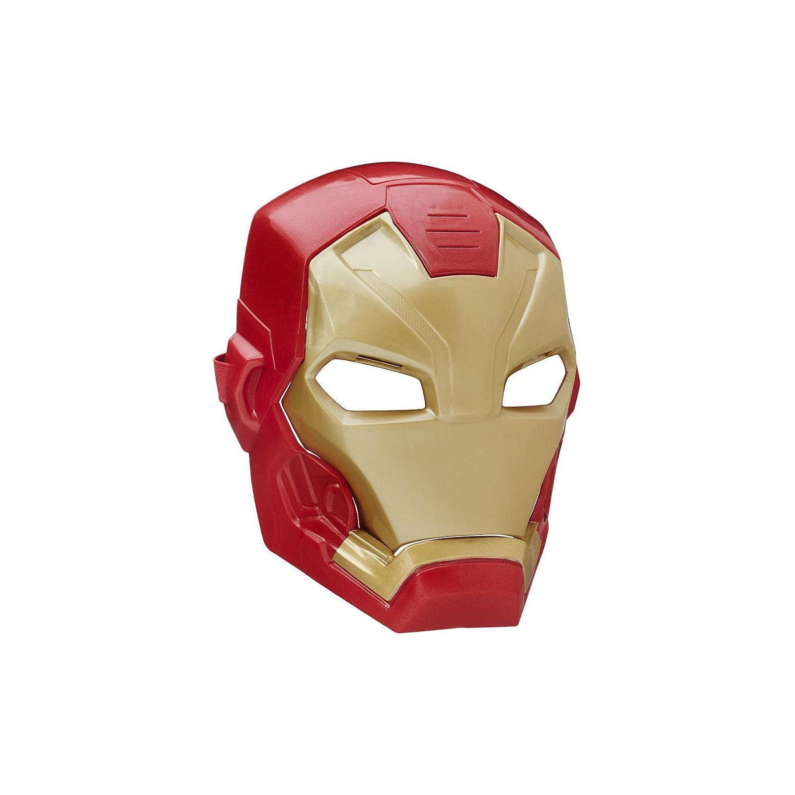 Игровой набор Hasbro Электронная маска Железного Человека (B5784) изображение 2