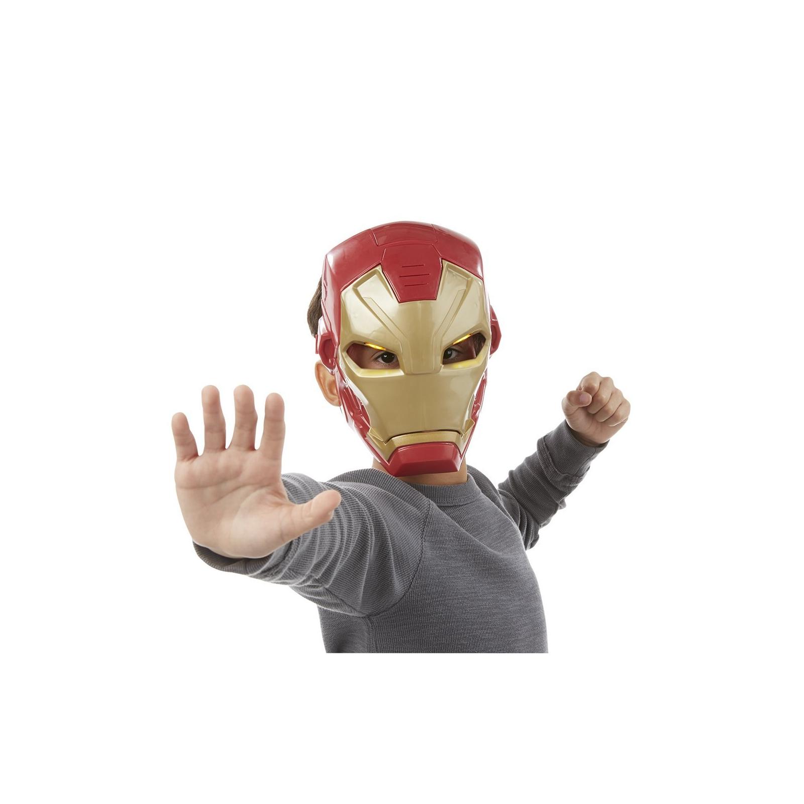 Игровой набор Hasbro Электронная маска Железного Человека (B5784) изображение 3