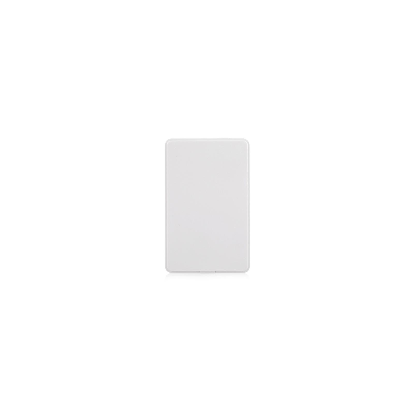 Карман внешний Maiwo K2503D white изображение 2