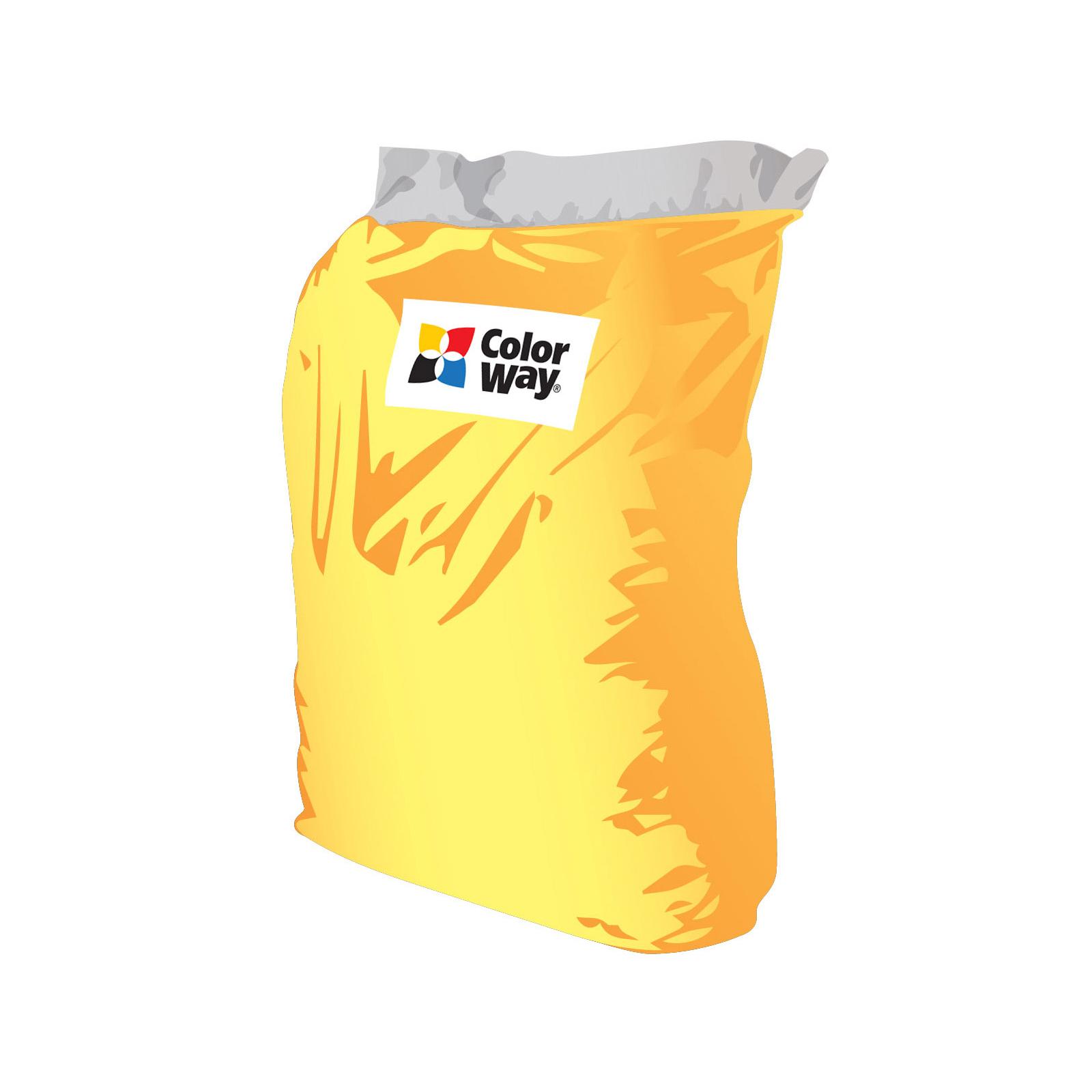 Тонер HP CLJ Universal color Yellow ColorWay (TCH-U-10Y)