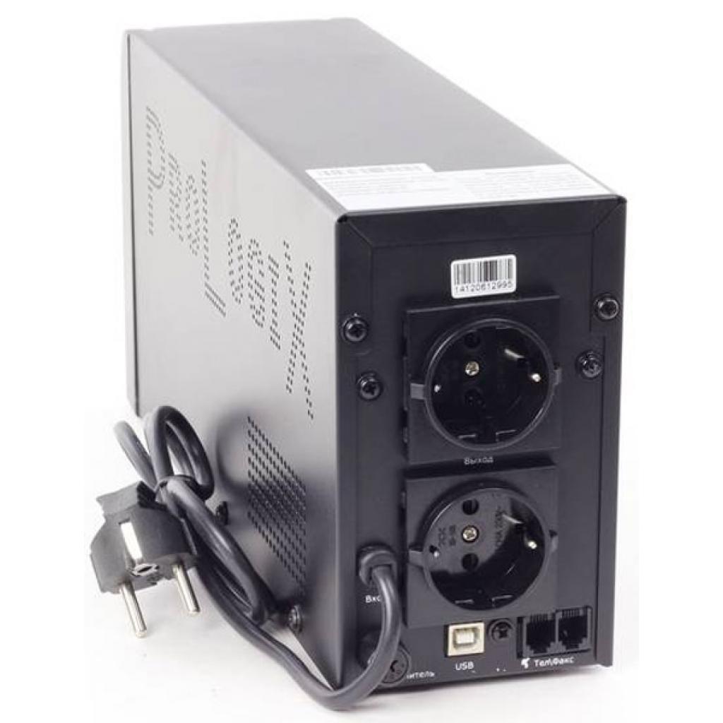 Источник бесперебойного питания PrologiX Standart 1500 USB изображение 2