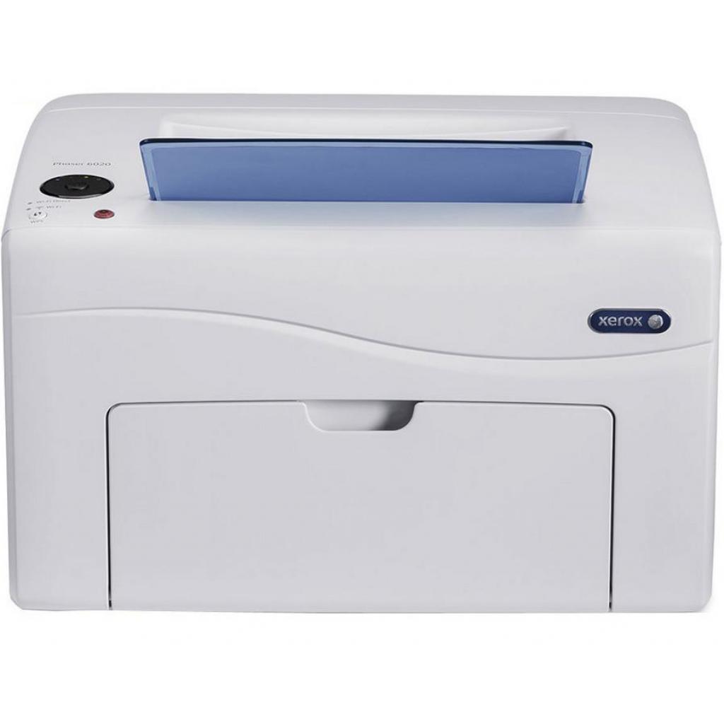 Лазерный принтер XEROX Phaser 6020BI (Wi-Fi) (6020V_BI) изображение 2