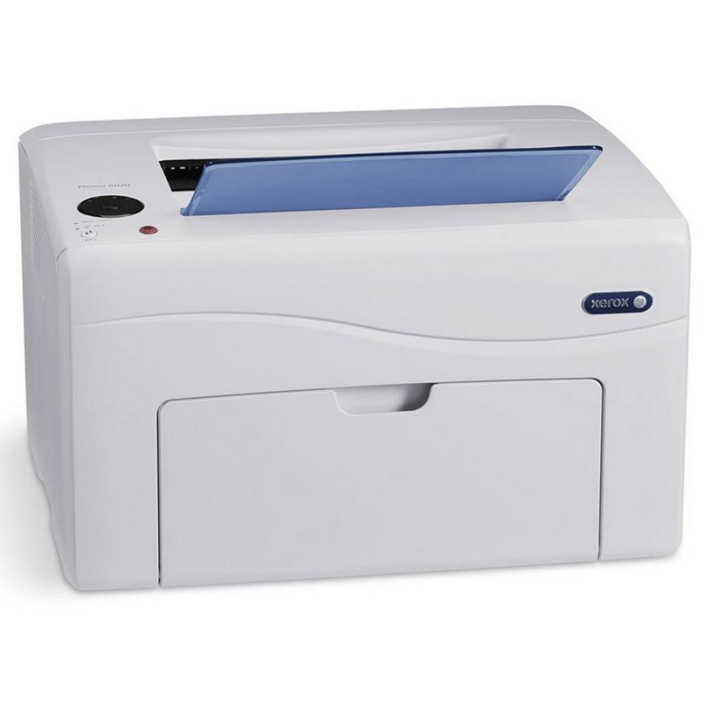 Лазерный принтер XEROX Phaser 6020BI (Wi-Fi) (6020V_BI) изображение 3