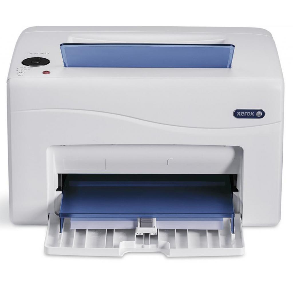Лазерный принтер XEROX Phaser 6020BI (Wi-Fi) (6020V_BI) изображение 4