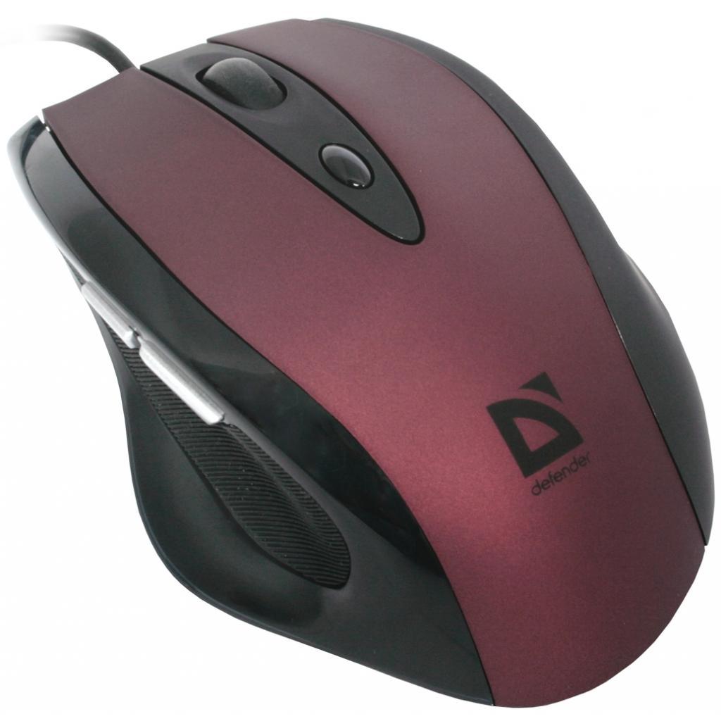 Мышка Defender Opera 880 (52832) изображение 3