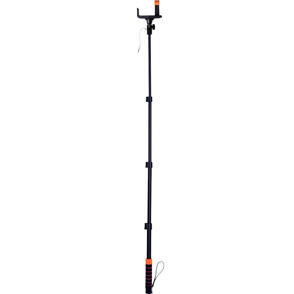 Монопод для селфи Grand-X Pro c кабелем L-крепление алюминий (MPGPAJ3LBR) изображение 3